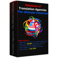 Database of Translation Agencies - The Ultimate Collection